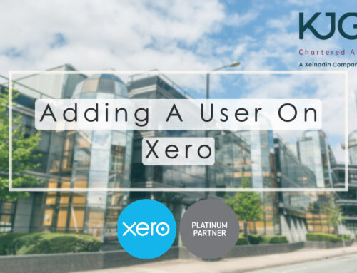 Xero Training: Adding A User On Xero