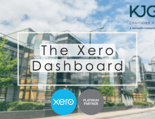 Xero Training: The Xero Dashboard