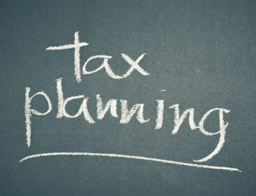 Possible Tax Planning Opportunities