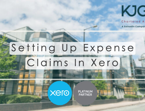 Xero Training: Setting Up Expense Claims