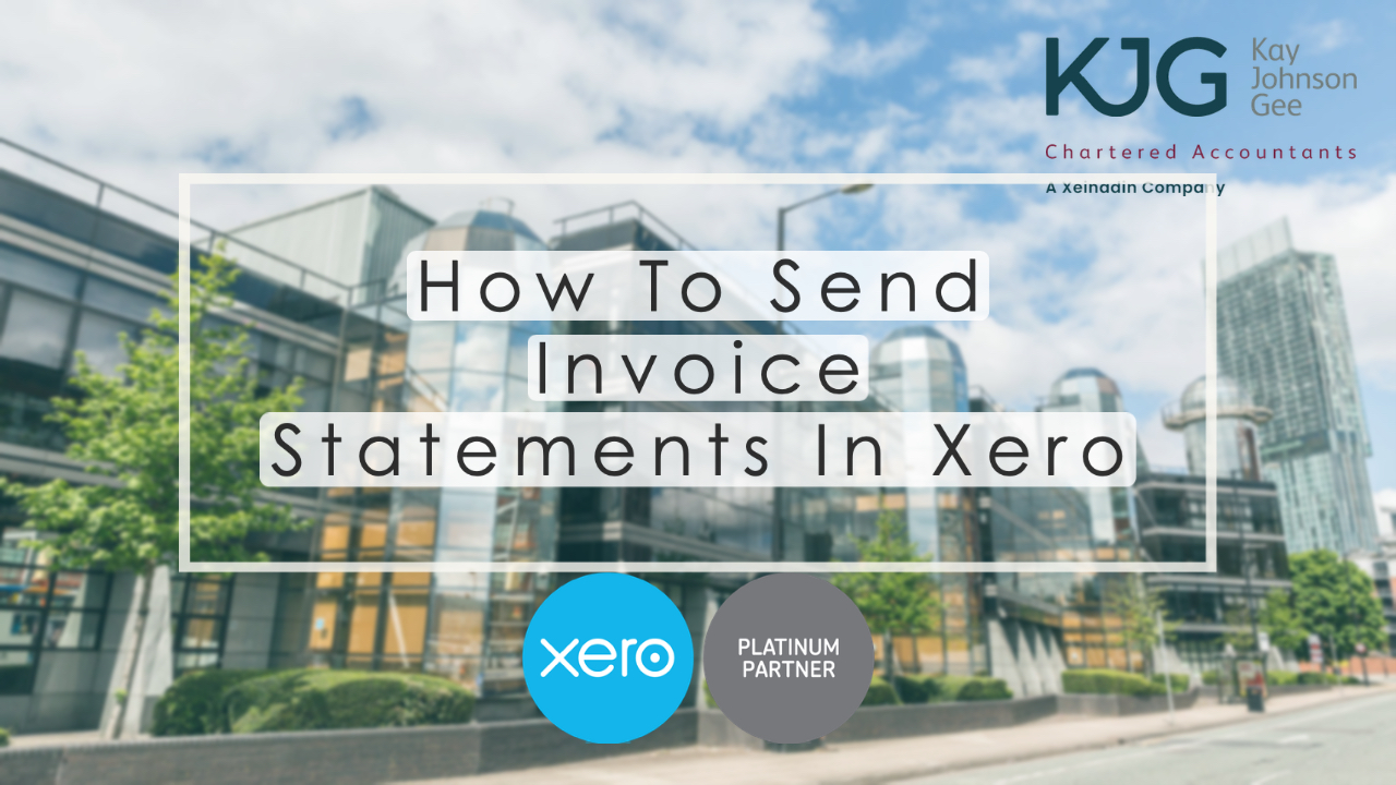 How to Send Invoice Statements