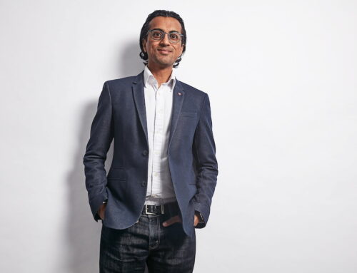 Getting Back To Business: Leadership and Entrepreneurship with Vikas Shah